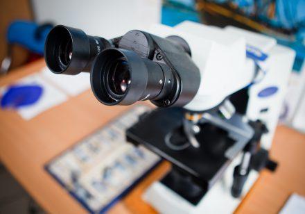 Mikroskop - dlaczego badanie naienia